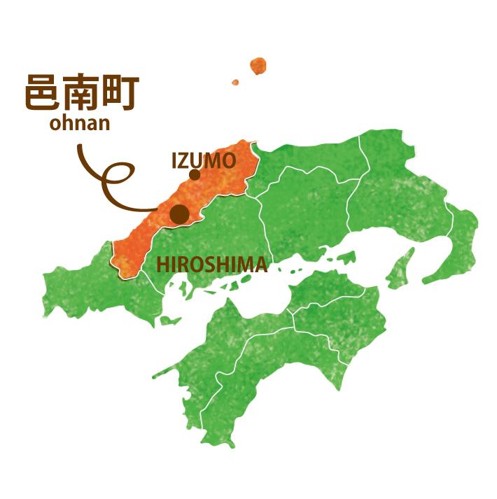 邑南町MAP
